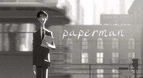 Charming Disney short film-Paperman